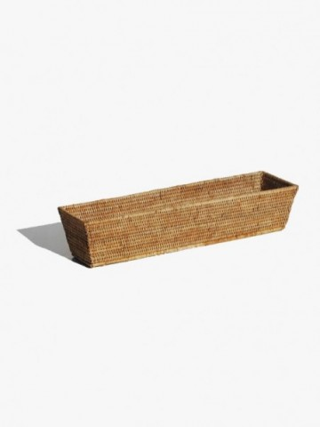 RATTAN FLANNEL TRAY