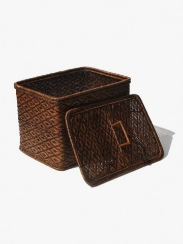 RATTAN AFTERSHAVE TRAY