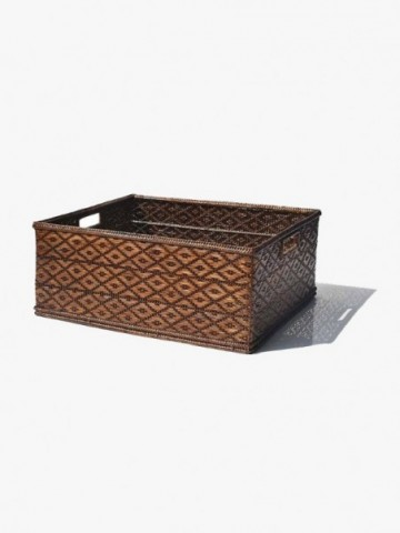 RATTAN NOTE IT TRAY