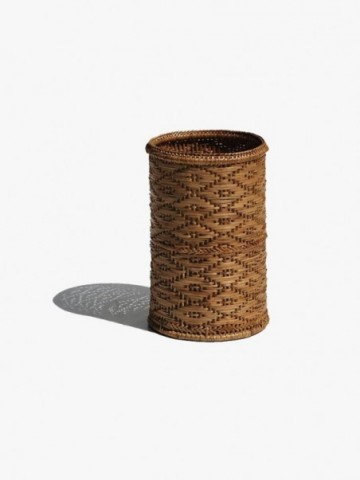 ROUND RATTAN PLACEMAT (LARGE)