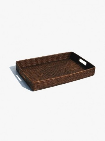 STORAGE BOX WITH HIGH HANDLES