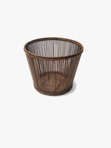 RATTAN BABY EMPIRE CHAIR