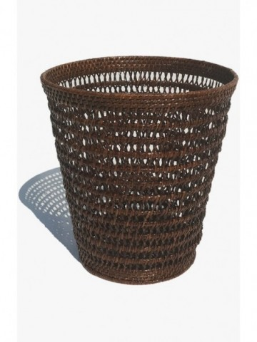 RATTAN MANDALAY WINE BOTTLE BASKET