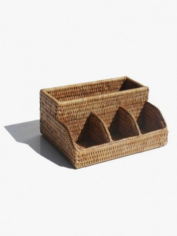 RATTAN LARGE FRUIT BASKET